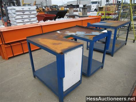 used metal work bench used steel work benches for sale 28 images used metal