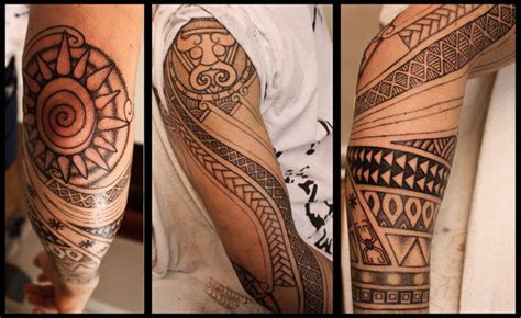 process of tattoo sleeve polynesian tattoo designs for men hot girls wallpaper