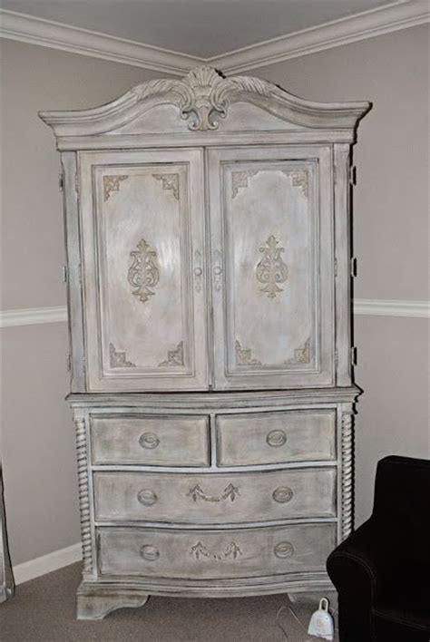 white chalk paint armoire 1000 images about chalk paint armoire on