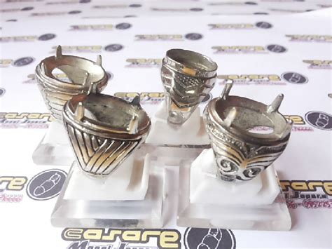 Gelang Titanium Germanium cincin emban akik germanium casare monel jepara