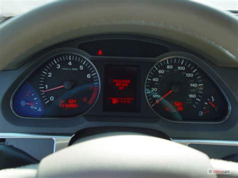 auto manual repair 2007 audi a6 instrument cluster image 2007 audi a6 4 door sedan 3 2l fronttrak instrument cluster size 640 x 480 type gif