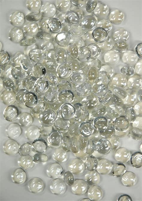 Clear Stones For Vases by Vase Gems Clear Lustre 9lbs
