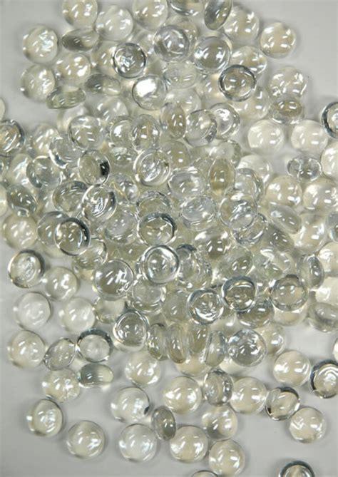 Glass Gems For Vases by Vase Gems Clear Lustre 9lbs