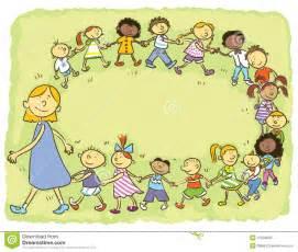 kinder garten kindergarten stock vector image 47959845