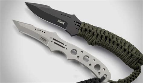 modern knives new and modern knives from fixed blade crkt 2015