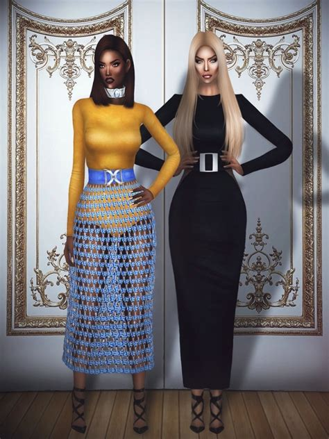 sims 4 royalty dresses b spring 2016 ready to wear at fashion royalty sims