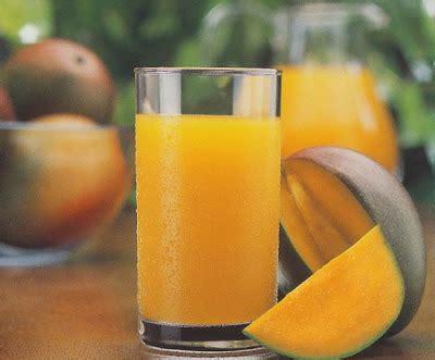 resep membuat jus buah mangga tips membuat minuman berkhasiat manfaat dan resep cara