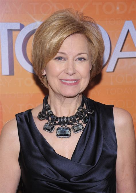 jane pauley lastest wig jane pauley photos photos the quot today quot show 60th