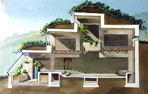 bermed earth sheltered homes an overview of alternative housing designs part 2 temperate climate permaculture
