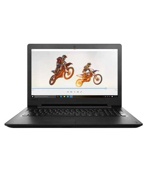 Laptop Lenovo A6 lenovo ideapad 110 80tj00gvih notebook amd apu a6 4gb ram 500gb hdd 39 62cm 15 6 dos