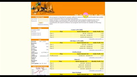Script Hyip Ads goldcoders hyip manager script 10 templates ningflakahti s