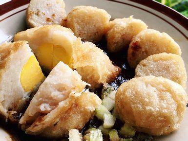 pempek palembang jerco rawalumbu bekasi lengkap menu