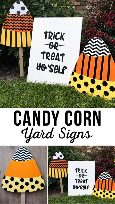 fall harvest yard sign home depot the crafting