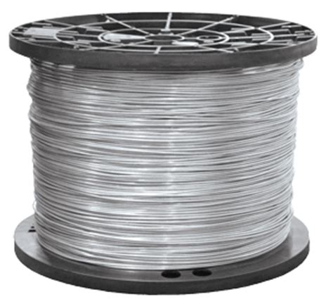 12 aluminum electrical wire aluminum fence wire 14 5 280 spool