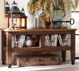 Pottery Barn Furniture by Taylor Console Table Pottery Barn Furniture