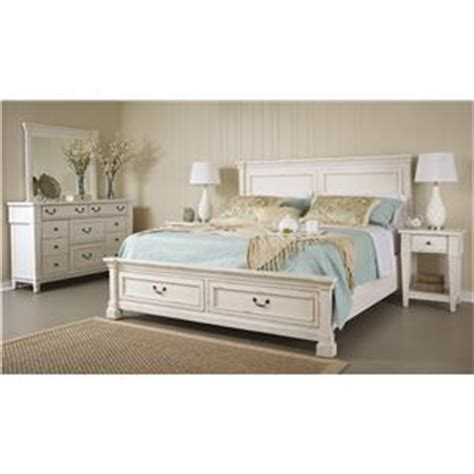 stoney creek bedroom set folio 21 stoney creek queen panel bed w storage footboard