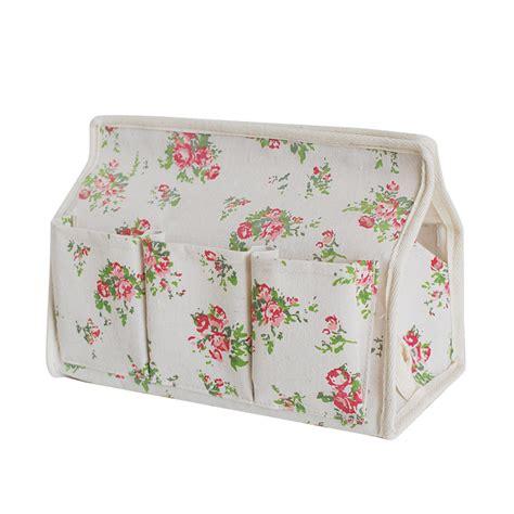 pattern for fabric kleenex box cover zakka rose pattern fabric multifunctional storage box