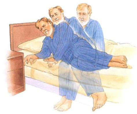 get out of bed low back pain