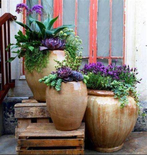 Plants And Pots 35 Front Door Flower Pots For A Impression