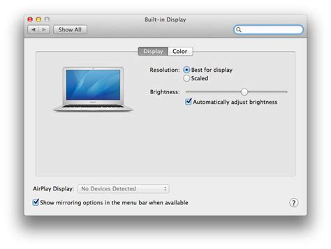 resetting the printing system in os x mavericks osx screen brightness automatically adjusting in os x
