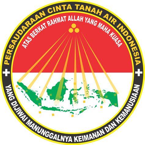 logo organisasi persaudaraan cinta tanah air  dijiwai