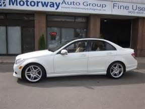 2010 mercedes c class c350 4matic amg package one