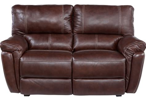 brown leather loveseats browning bluff brown leather loveseat leather loveseats