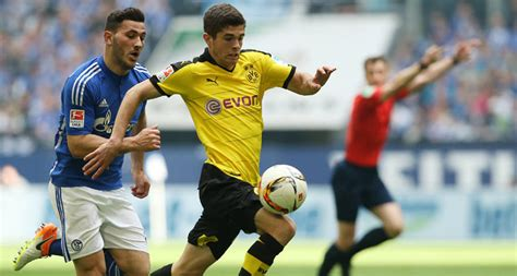 christian pulisic speed a lot of praise for christian pulisic after a courageous