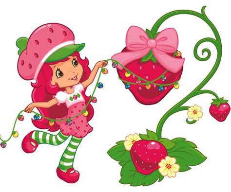 Strawberry Shortcake - strawberry shortcake images happy holidays from berry