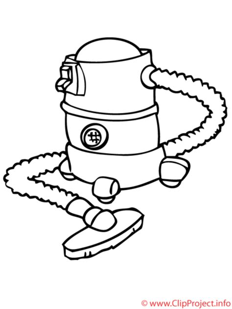 coloring pages vacuum cleaner coloring page vacuum cleaner