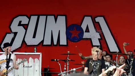 sum 41 the hell song my better dead