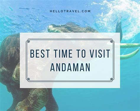 When Is The Best Time To See The Northern Lights by Best Time To Visit Andaman Nicobar Islands Hello