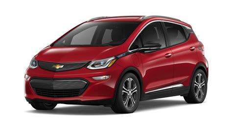 2019 Chevrolet Bolt Ev by 2019 Chevrolet Bolt Ev Exterior Colors Gm Authority