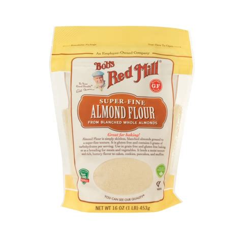 Bob S Mill Almond Flour Gluten Free Tepung Almond buy almond meal flour bob s mill foods