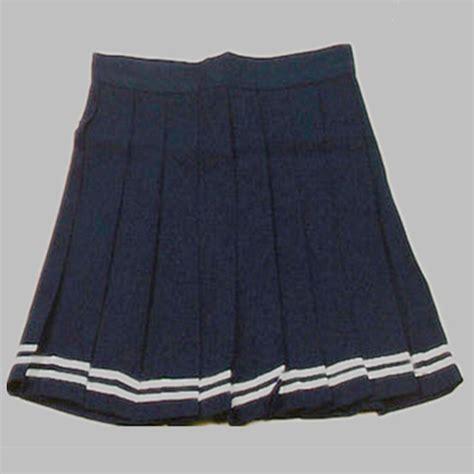 fashion summer autumn skirt preppy style school