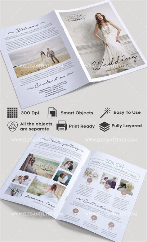 10 Free Exclusive Photography Brochure Templates In Psd By Elegantflyer Photography Brochure Templates Free