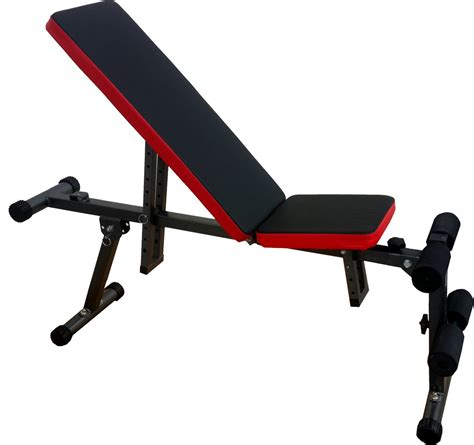 flat bench exercise kobo adjustable flat incline decline weight lifting
