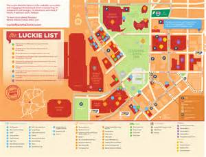 hotels near world congress center map area guide momocon in atlanta animation