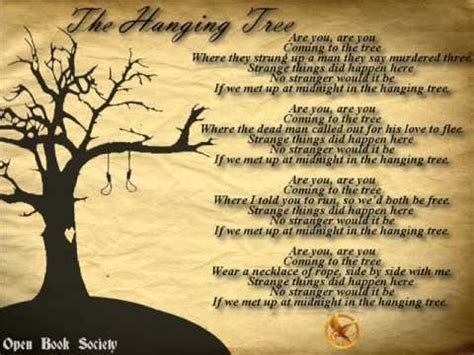 the hanging tree the the hanging tree katniss in mockingjay hunger games trilogy better quality youtube