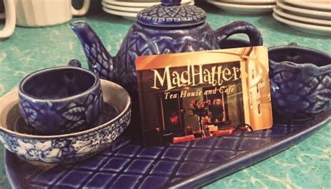 madhatters tea house cafe we re all mad here 2 alice in wonderland themed restaurants in central texas