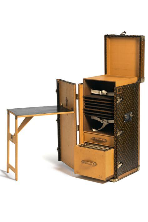 Trunk Desk mind of cool rumors leopolod stokowski louis vuitton desk trunk 1930