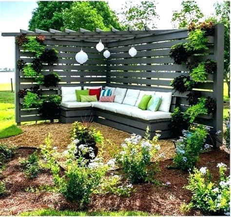backyard fence ideas small fence ideas small backyard