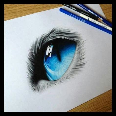 cat eye drawing cat eye pencil drawing soft touch and skill squiggle