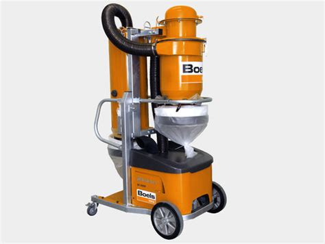 high capacity extractor dust extractor with longopac 400v vacuum cleaning