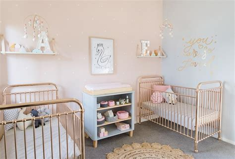 White Twin Canopy Bed Sophie Guildolin Nursery
