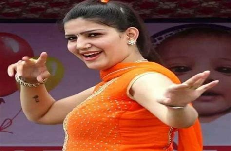 sapna choudhary famous song dancer sapna choudhary jodhpur news in hindi sapna