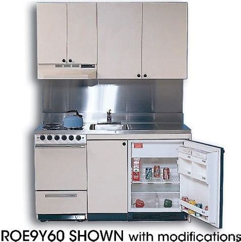 mini kitchen appliances acme kitchenettes roe9y 69 compact kitchen with stainless