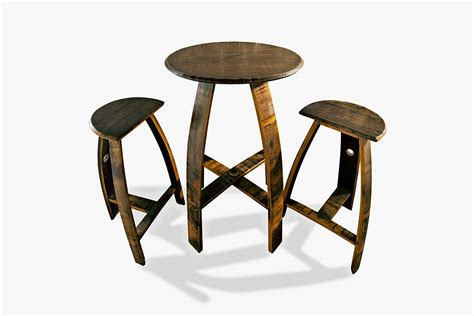Bourbon Barrel Furniture portfolio bourbon barrel furniture bourbon barrel artisan