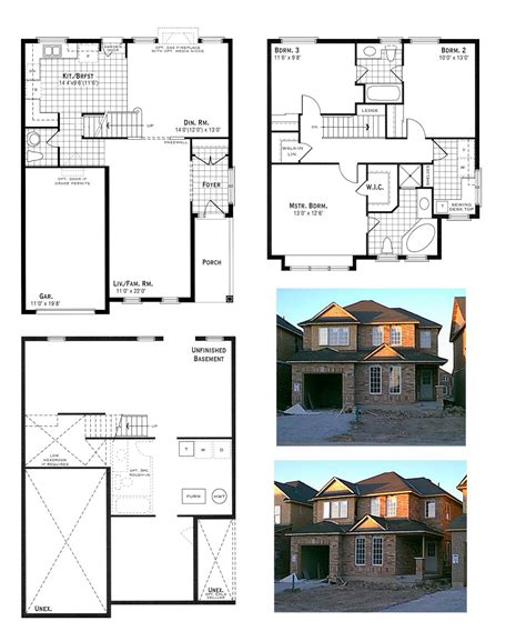 elevation house plans house design ideas