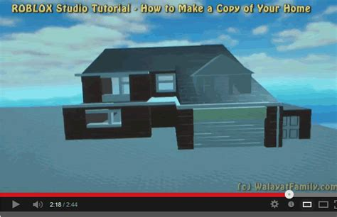 create 3d model of your house roblox studio tutorial how to create a 3d model of your